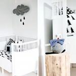 Renk Uyumu Özenle Seçilmiş Bebek Odaları