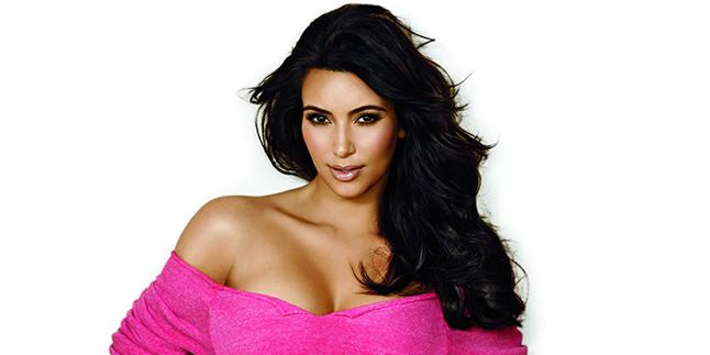 Hamilelikten Sonra Kim Kardashian