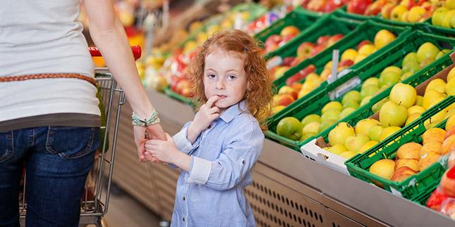 Çocukla Alışverişe Çıkmak