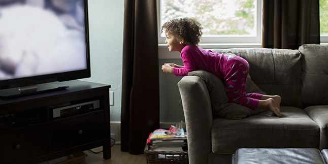 Çocuğunuz ve Televizyon