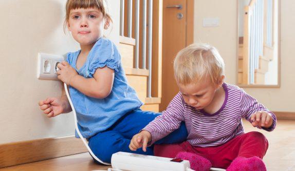 Evde Çocuklar İçin Alınabilecek Güvenlik Önlemleri